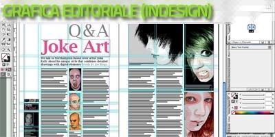 Grafica editoriale (Indesign)