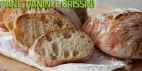 Workshop Panificazione - Pane, panini, grissini