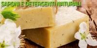 Saponi e detergenti autoprodotti e naturali