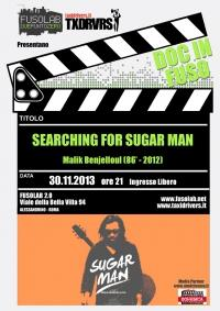 "Proiezione ""SEARCHING FOR SUGAR MAN"""