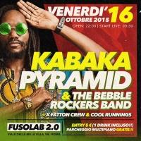 Kabaka Pyramid & the bebble rockers band