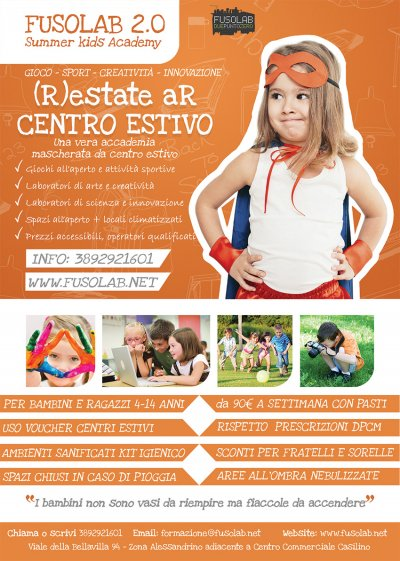 (R)estate ar Centro - Summer Kids Academy