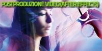 Post-produzione video (After Effects)