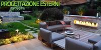 Progettazione esterni - Outdoor Design