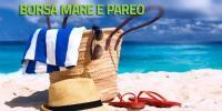 Workshop Taglio e Cucito: borsa mare, pochette e pareo