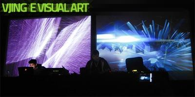 Vjing e Visual Art